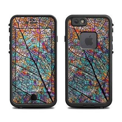 Skin for LifeProof FRE iPhone 6/6S - Stained Aspen - Sticker Decal