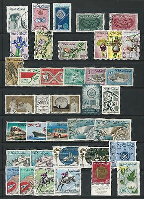 Morocco: year sixties, all different, used, catalogo good value, .MC11