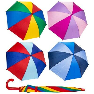 Dr. Neuser Bunter Kinder Regenschirm Umbrella Stockschirm Schirm Kinderschirm