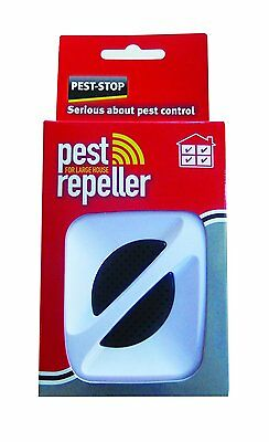 Proctor Pest Stop Pest Repeller Mouse And Rat Plug In For Larger House 4000sq.ft