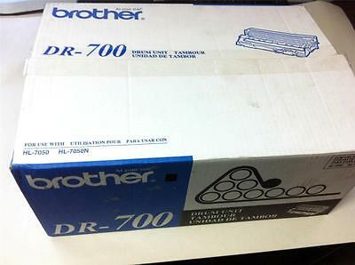 New Open Box Sealed Bag Genuine Brother Dr-700 Drum Unit