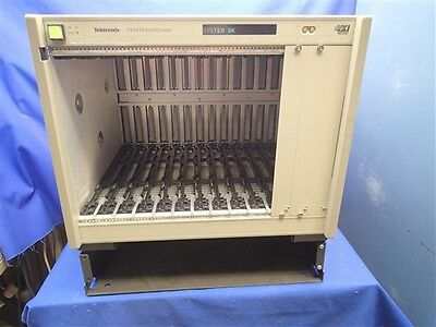 TEKTRONIX VX1410 Intelliframe MAINFRAME