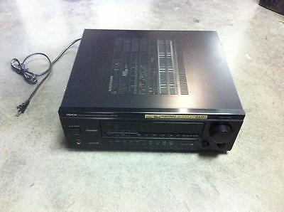 Clean Audiophile Receiver Denon Avr 1400 Dolby Dts 5.1 Made In Japan (No Remote)