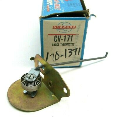 NOS HOLLEY Choke Thermostat CHRYSLER DODGE PLYMOUTH HOLLEY 2 BARREL FITS 4095339