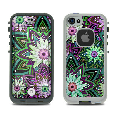 Skin Kit for LifeProof FRE iPhone 5S - Daisy Trippin - Sticker Decal