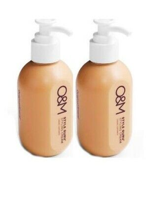 O&M Original Mineral Style Guru Styling Cream 150ml duo pack