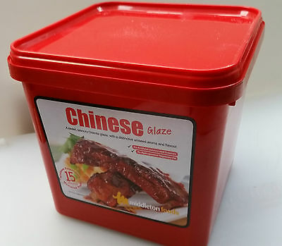 Chinese Meat or Veg Glaze 2.5kg Middleton Foods Glazes, Marinades & Coatings