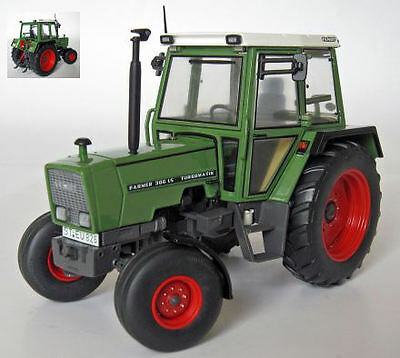 Fendt Farmer 306 LS 1984 Tractor Trattore 1:32 Model WEISE-TOYS