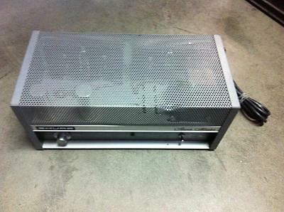 Vintage 1970S Shure Pm300 Power Master Amplifier Tested/works But In Fair Cond