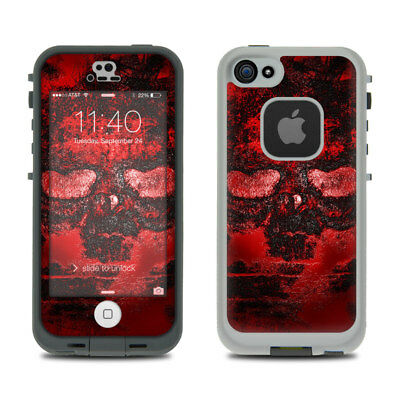 Skin Kit for LifeProof FRE iPhone 5S - War II - Sticker Decal
