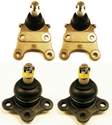 Isuzu D-Max Pickup 2.5TD/3.0TD Front Upper+Lower Ball Joint Set 07/2003>ON