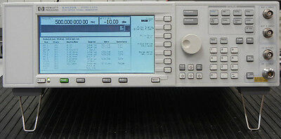 HP / AGILENT E4420B ESG SERIES  SIGNAL GENERATOR  2 GHz TESTED AND WARRANTIED