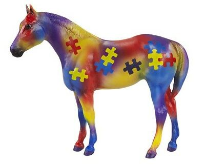 Breyer Horse Traditional Series #1736 Hope Autism Benefit Horse  -New-Factory S