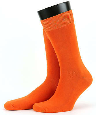 Vibrant Cotton Rich Fashion Socks - 3 Pair Pack