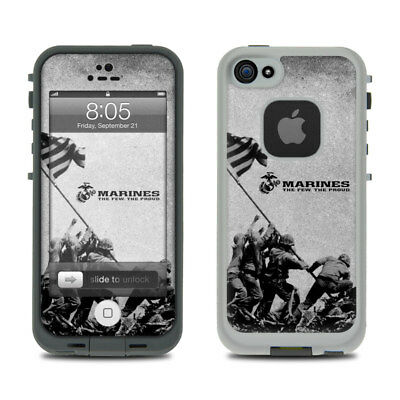 Skin for LifeProof iPhone 5 - Flag Raise by US Marine Corps - Sticker Decal