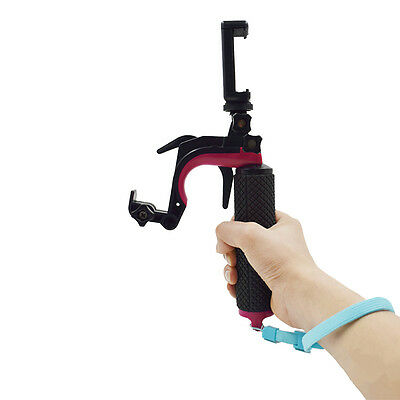 Shutter Floating Trigger Grip Handle Holder for Gopro Hero 3 3+ 4 XiaoYi Camera