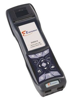 E-Instruments BTU1500 Combustion & Flue Gas Analyser with Integrated Printer