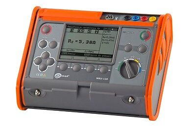 Sonel MRU-120 Multifunction Ground Resistance Tester