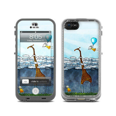Skin for LifeProof Nuud iPhone 5 - Above The Clouds - Sticker Decal