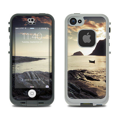 Skin Kit for LifeProof FRE iPhone 5S - Anchored - Sticker Decal