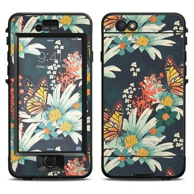 Skin for LifeProof NUUD iPhone 6 - Monarch Grove - Sticker Decal