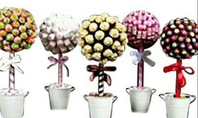 LARGE DELUXE SWEET TREE KIT WEDDING/PARTY INC ribbons etc all colors x 1/2/5