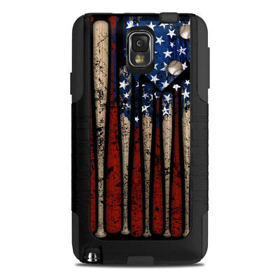 Otterbox Galaxy Note 3 Commuter Skin - Old Glory by FP - Sticker Decal