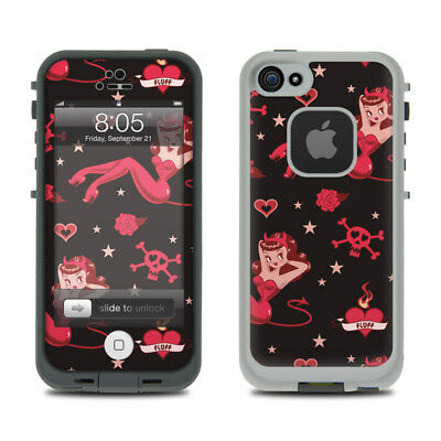 Skin for LifeProof iPhone 5 - Devilette by Fluff - Sticker Decal
