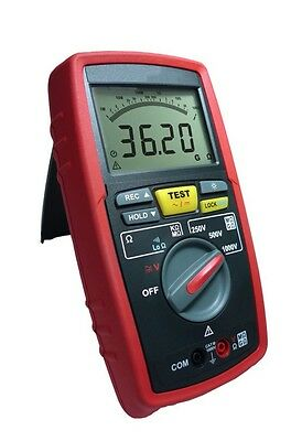 Testrite 362 Insulation Resistance Tester with PC Interface