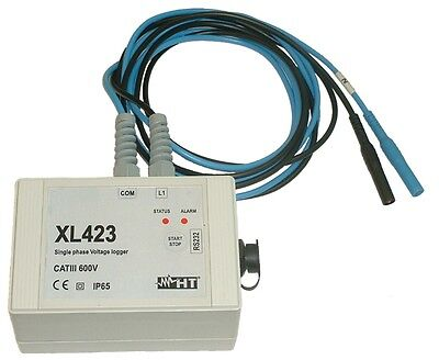 HT Italia XL423 Single Phase Voltage Logger