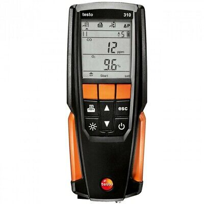Testo 310 Low Cost Combustion / Flue Gas Analyser