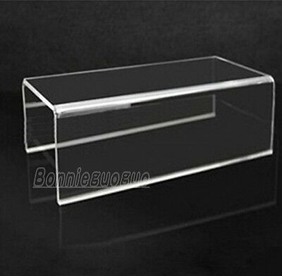 1X ACRYLIC DISPLAY RISER ~free shipping