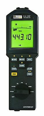 AEMC CA1727 Digital Infrared Tachometer with USB Interface and Software