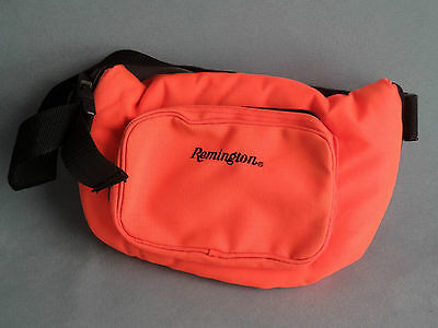 REMINGTON Hunter's Hand Warmer ORANGE with Pouch muff fleece lined