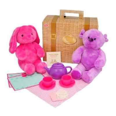 Chad Valley Design-a-Bear Bumper Picnic Set.