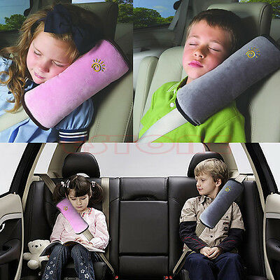 Car Auto Baby Kids Safety Seat Belt Harness Shoulder Cushion Pad Pillow Support