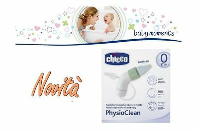 Chicco Kit Aspiratore Nasale Nasonet
