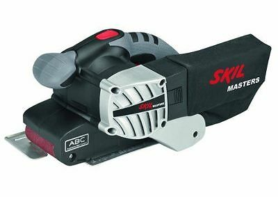Skil Master 1220MA Ponceuse a bande Professionnelle 650W accessoires  NEUF