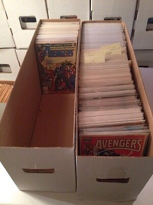 Avengers 201-402 1-13 1-84 500-503 300 Book Lot Set Run VF Or Higher