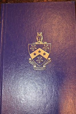 The History of Phi Gamma Delta Tomos Beta Chamberlain