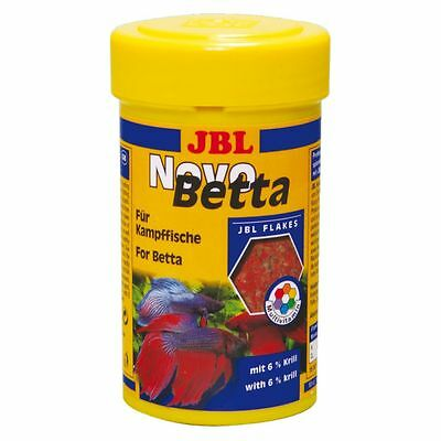 JBL NovoBetta (Novo Betta) - Betta Siamese Fighter Food 100ml @ BARGAIN PRICE!!!