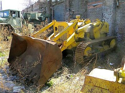 Allis Chalmers HD5 Track Loader Detroit 271 diesel Complete as shown Parts/ Rep