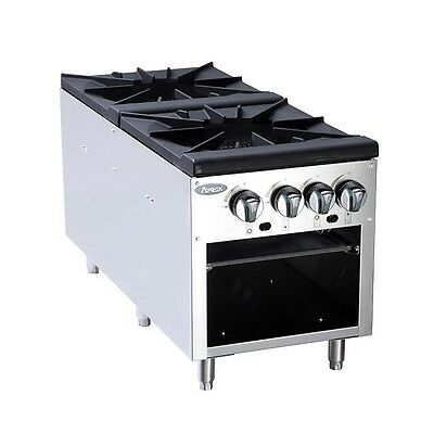 Atosa ATSP-18-2, Double Stock Pot Stove