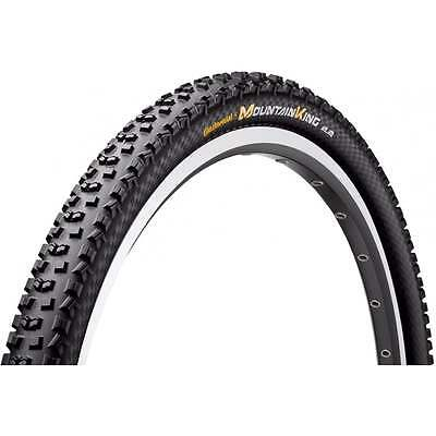 Continental Mountain King II ProTection 27.5x2.2 Black Folding Tyre