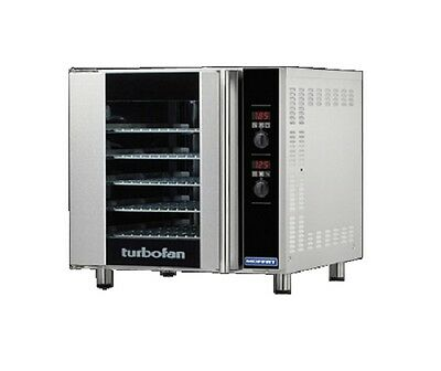 Moffat E32D5, Turbofan Full-Size Electric Convection Oven, ETL, NSF, ISO9001, En
