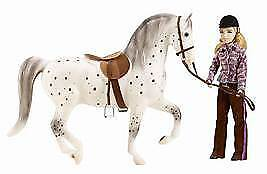 Breyer My Favorite Horse Traditional Series #1409 Let's Go Riding-English! -New