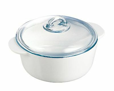 Pyroflam Casserole with Lid 1.0L