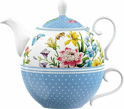 Creative Tops Katie Alice English Garden Porcelain Tea for One Teapot and Cup...