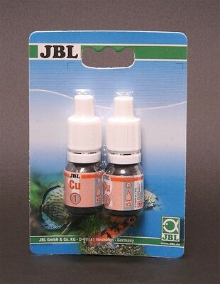 JBL Cu Copper Test Kit Refill @ BARGAIN PRICE!!! • EUR 7,83