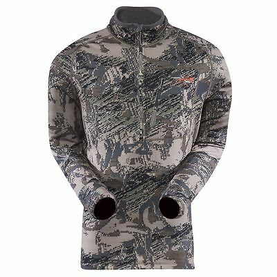 Sitka Gear Traverse Zip-T Shirt Pullover 70001 Open Country (Choose your Size)